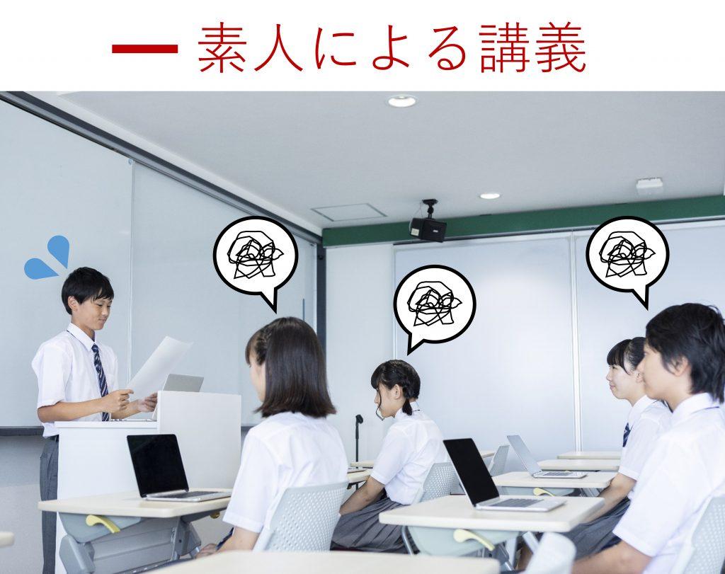 素人による講義での受講者の集中力を計測